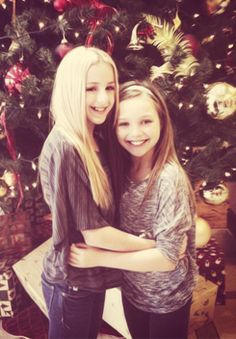 Chloe & Maddie from Dance Moms!