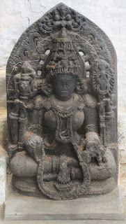 Even an atheist would turn into a devotee after seeing these exceptionally beautiful images of Ram, Sita and Lakshman.   #Hoysala architecture  #Chikmagalur  #IndianColumbus  http://indiancolumbus.blogspot.in/2017/06/hiremagalur.html