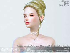 Mayims: May_TS4_Hair137F