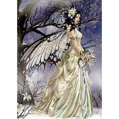 Nene Thomas - Misty Bride