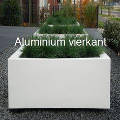 Afbeeldingsresultaat voor aluminium plantenbak