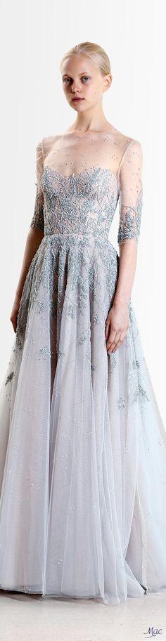 Narciso Rodriguez Pre-Fall 2013 Fashion Show Runway Fashion, High Fashion, Fashion Beauty, Fashion Show, Women's Fashion, Blue Dresses, Prom Dresses, Formal Dresses, Wedding Dresses