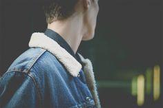Levi's Type 3 Johnny Sherpa Denim Jacket