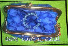 creaciones FOG: Monedero crochet mariposa
