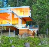 Gorgeous Glass-Covered Gambier House Offers Stunning Views with Minimal Environmental Impact  Read more: Gorgeous Glass-Covered Gambier House Offers Stunning Views with Minimal Environmental Impact   Inhabitat - Sustainable Design Innovation, Eco Architecture, Green Building