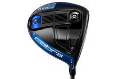 Cobra Golf King F6 Blue Driver