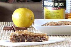 Honey Lemon Baklava Recipe by Milisa Armstrong - The Daily Meal