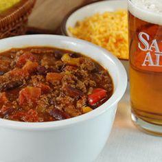 Samuel Adams Boston Lager Chili - Price Chopper Recipe