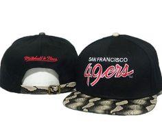 NFL San Francisco 49ers Classic Men's Snapback Hip Hop Hat