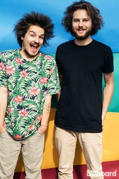 Milky Chance at Life Is Beautiful Festival 2014