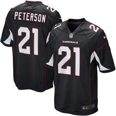 c72bd20744bf Patrick Peterson 21 Player Men s Short Sleeve T-Shirt 2016-17 Season Game  Jerseys