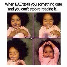 Every time :))) - @Beejoloves