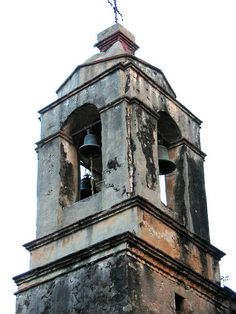 Church Bell Tower, Cuernavaca, Morelos, Mexico
