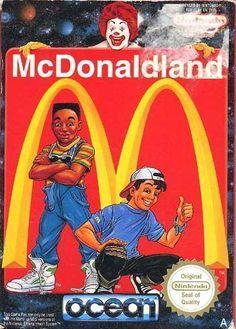 McDonaldland Video Game Cover - McDonaldland Photo (17177342) - Fanpop
