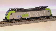 BLS Re 485 Fleischmann