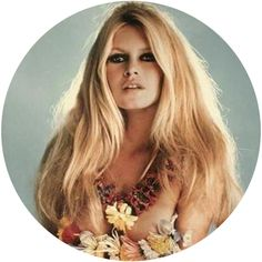 And God Created Woman. And the sexiest animal rights activist. We shall follow in Bridgette Bardot's footsteps!