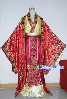 Chinese Ancient Emperor Costume