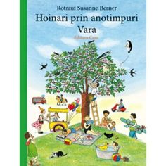 El libro del verano, Anaya Rotraut Susanne Berner I* Ber Baby Book To Read, Great Books To Read, Books To Buy, New Books, Free Ebooks Online, Anaya, Reading Games, Online Library, Children's Library