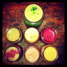lots of juicer recipes