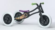 Wishbone recycled edition 3in1. converts from trike to balance bike