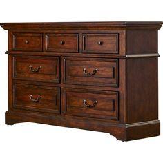 Kennison 7 Drawer Dresser