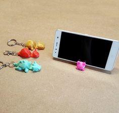 Mini llaveros diseñados por Sonia Verdu