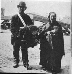 images of organ grinder valentine's   Images of the Past New York City History #13