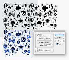 How To Create a Trendy Seamless Pattern in Illustrator