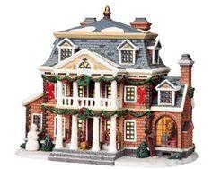 Lemax Caddington Village Buildings| Lemax Conover Estate #75558 - American Sale