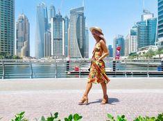 Dubai Marina, Dubai Marina Dubai, Cover Up, Beach, Travel, Dresses, Fashion, Vestidos, Moda, Viajes