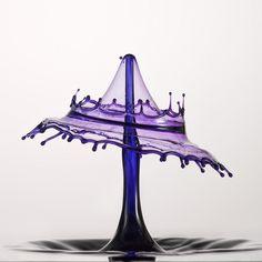 Crowned Splash by Markus Reugels, via 500px
