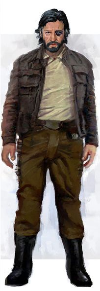 Star Wars PBF :: Zobacz temat - Corran Jarrde