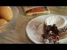 Φανταστικό Σουφλέ Σοκολάτας - The best Lava Cake Ever - YouTube Pastry Design, Lava Cakes, Greek Recipes, The Best, Pudding, Chocolate, Desserts, Youtube Youtube, Food