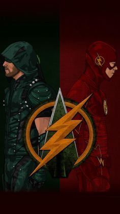 arrow flash Wallpaper by dathys - - Free on ZEDGE™ now. Browse millions of popular arrow Wallpapers and Ringtones on Zedge and personalize your phone to suit you. Browse our content now and free your phone Arrow Comic, Flash Wallpaper, Hero Wallpaper, Logo Super Heros, Arrow Serie, Flash Characters, Arrow Art, The Arrow, The Green Arrow
