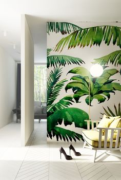 jungle Collection wallpaper TheO 2016 #wallpaper #Wall decoration #TheO