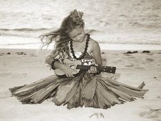 Polynesian photography is a must in our home :)