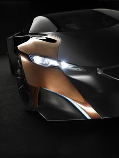 Peugeot Onyx Concept oh wow! Se makes me super excited to drive one day when no kiddos left in household. Now, know the car and color as well as interrupt specs that I desire. She is amazing!!! Hope she is around in 15 years for me to enjoy!