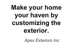 Beautify Your Property's Exterior