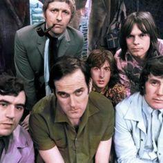 Monty Python's Flying Circus - Love them. Love, love, love, them.