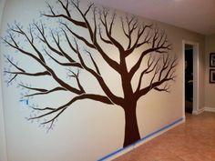 Family Tree Mural | STAR MURALS