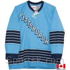 Blues Nhl, Ice Hockey Jersey, Sports Jerseys, Pittsburgh Penguins, Pattern Design, Design Inspiration, Patterns, Mens Tops, How To Wear