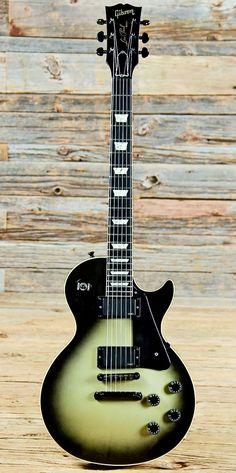Les Paul Standard, Gibson Les Paul, Rock N Roll, Musicians, Base, Silver, Music Instruments, Guitars, Rock Roll