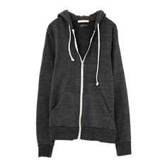 Rocky fleece hoodie ($89) ❤ liked on Polyvore featuring outerwear, jackets, tops, hoodies and fleece jacket