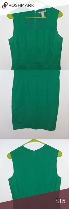Green dress Green casual dress for everyday!! Banana Republic Dresses