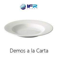 Cada semana, en la web de IFR Group, tienes la oportunidad de solicitar tu Demo a la Carta personalizada y gratis. ¿Nos vemos en la web? http://www.ifr.es/es/page-demos-carta