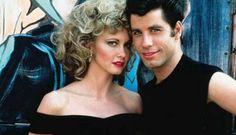Sandy Olsson and Danny Zuko - Olivia Newton-John and John Travolta