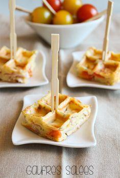 Mug Cakes, Vol Au Vent, Bacon Recipes, Appetizer Recipes, Cooking Bacon, Cooking Recipes, Tapas, Minis, Mini Hamburgers