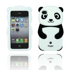 Black 3D Panda Silicone Jelly Skin Case Cover for Apple Iphone 4/4G 4S by animal, http://www.amazon.com/dp/B00CMRE5Z0/ref=cm_sw_r_pi_dp_WNPHrb04Y5TB4
