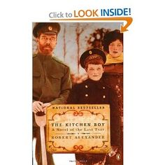 """One of the professors recommends this book, but suggests watching the """"Nicholas and Alexandra"""" movie first."""