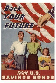 Back Your Future with U.S. Savings Bonds